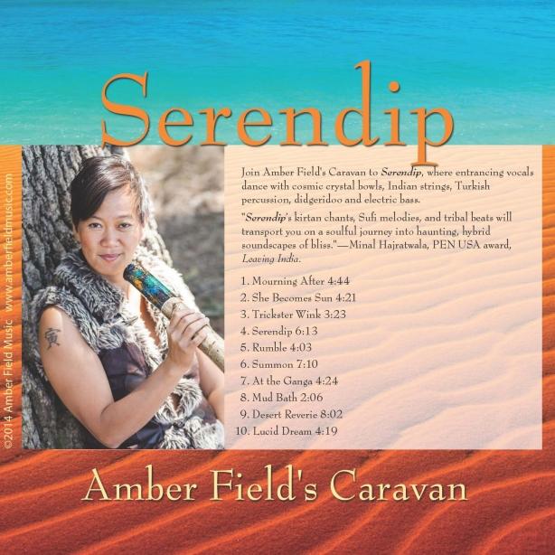 Serendip back cover