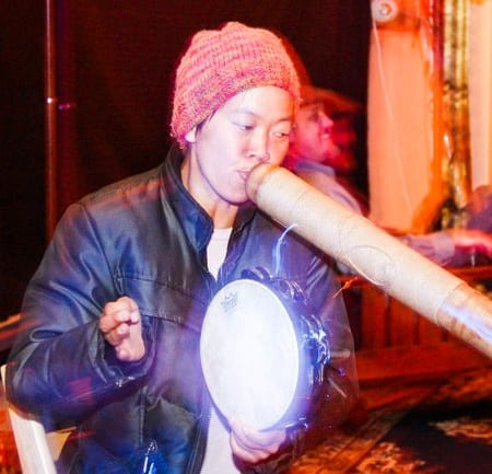 Didgeridoo and circular breathing demystified